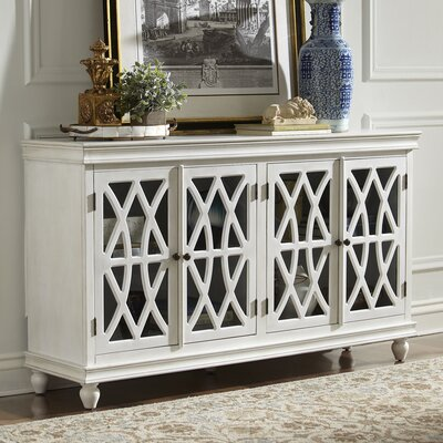 Colgrove Sideboard Finish: Off-White