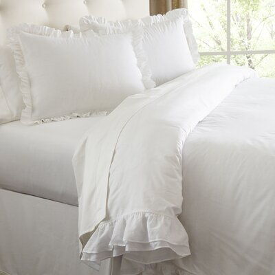 Annette Duvet Cover Size: Queen