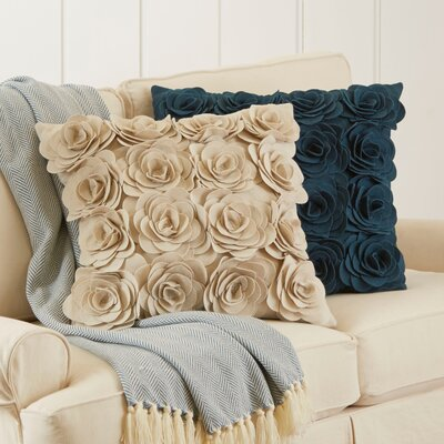 Ambrosia Wool Pillow Cover