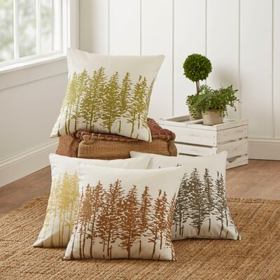 Darcy Pillow Cover Color: Fog