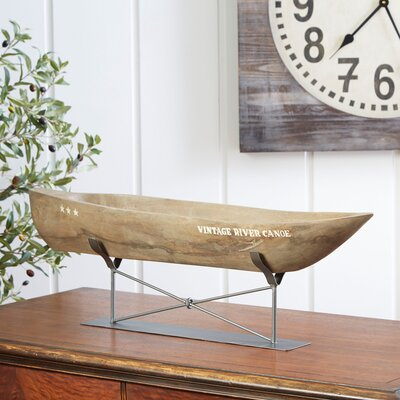 Navarre Canoe Decor
