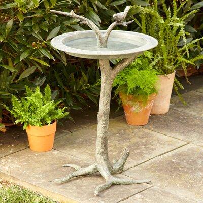 Bird & Branch Birdbath