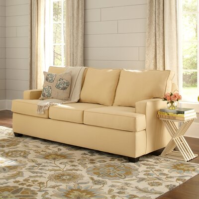 Clarkedale Sofa Upholstery: Griffin Buttercup Twill