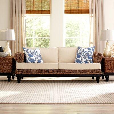 Esmont Woven Sofa