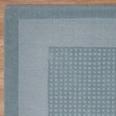 Peabody Blue Area Rug Rug Size: Rectangle 36 x 56