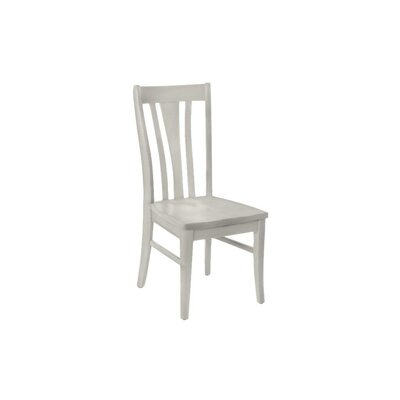 Brent Custom Side Chair (Set of 2) Finish: Haven Gray