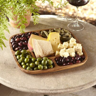 Birch Lane Acacia Serving Tray
