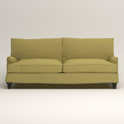 Montgomery Slipcovered Sofa Upholstery: Lizzy Kiwi