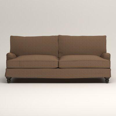 Montgomery Slipcovered Sofa Upholstery: Lizzy Hemp