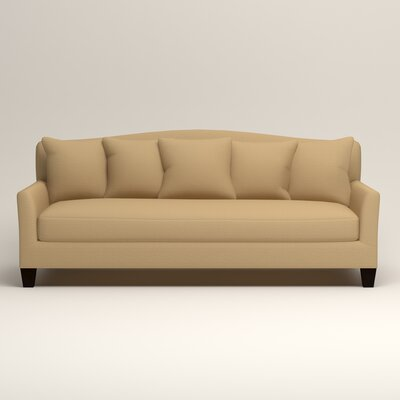 Fairchild Sofa Upholstery: Trillion Saffron