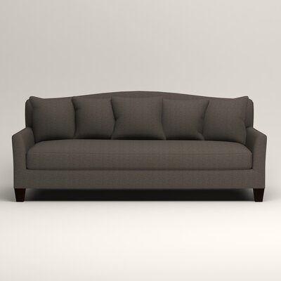 Fairchild Sofa Upholstery: Lizzy Graphite