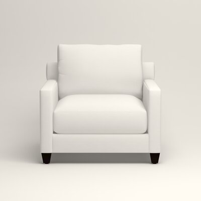 Kerry Chair Fabric: Classic Bleach White