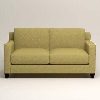 Kerry Loveseat Upholstery: Lizzy Kiwi