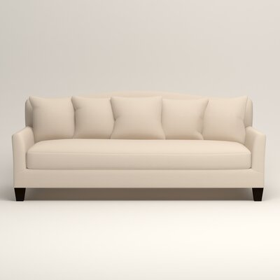 Fairchild Sofa Upholstery: Microsuede Oyster