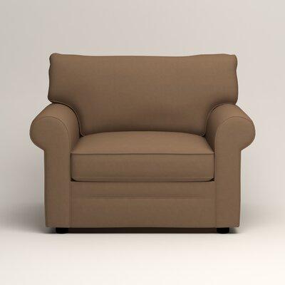 Newton Side Chair Color: Jackson Bark Microsuede