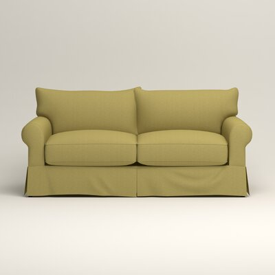 Jameson Sleeper Sofa Upholstery: Bailey Avocado Blended Linen