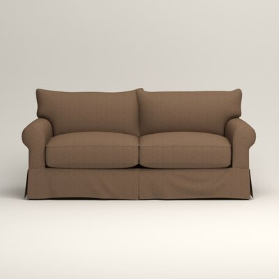 Jameson Sleeper Sofa Upholstery: Bailey Mushroom Blended Linen