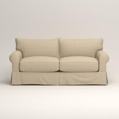 Jameson Sleeper Sofa Upholstery: Bryant Oatmeal Textured Slub