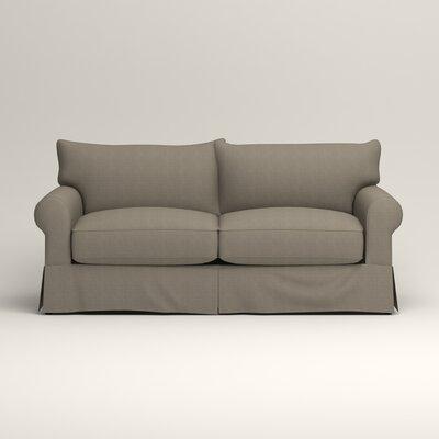 Jameson Sleeper Sofa Upholstery: Bryant Slate Textured Slub