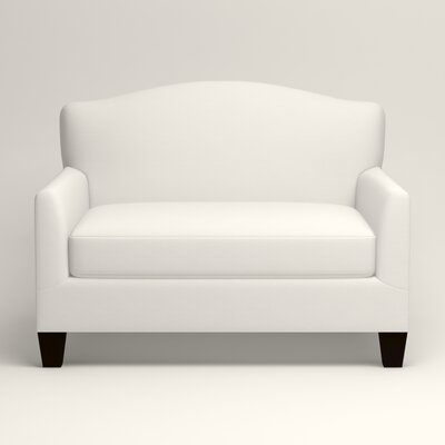 Fairchild Chair and a Half Upholstery: Classic Bleach White
