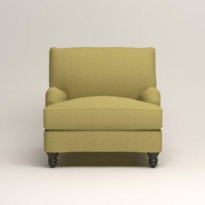 Montgomery Armchair Upholstery: Lizzy Kiwi
