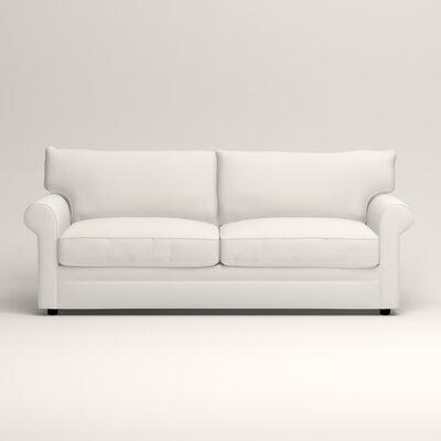 Newton Sofa Upholstery: Truman Cloud White Twill