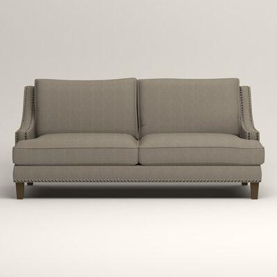 Larson Sofa Upholstery: Bryant Slate Textured Slub