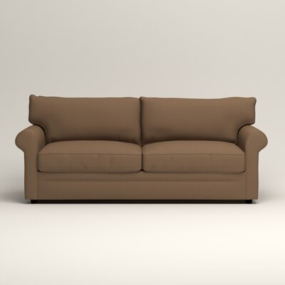 Newton Sofa Upholstery: Jackson Bark Microsuede