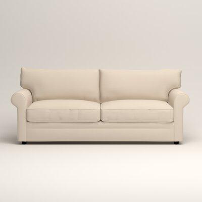 Newton Sofa Upholstery: Jackson Oyster Microsuede
