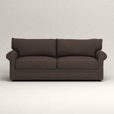 Newton Sofa Upholstery: Jackson Storm Microsuede