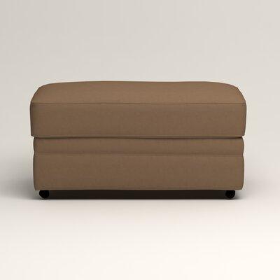 Newton Ottoman Upholstery: Jackson Bark Microsuede