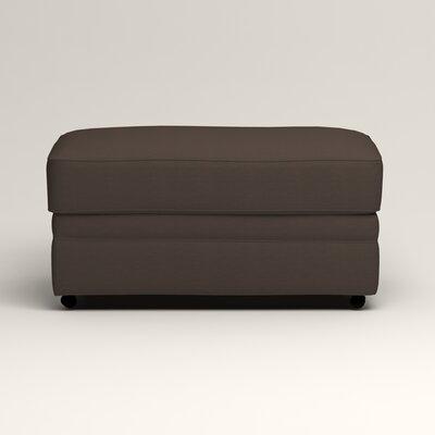Newton Ottoman Upholstery: Jackson Storm Microsuede