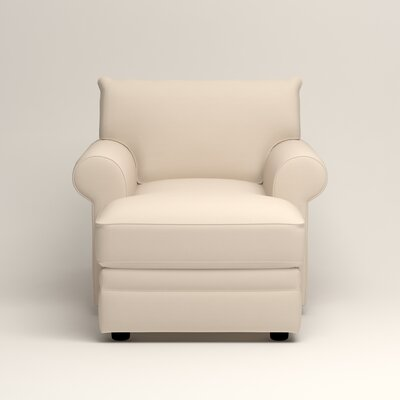 Newton Chaise Upholstery: Jackson Oyster Microsuede