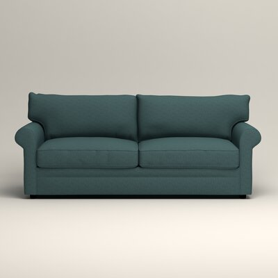 Newton Sofa Upholstery: Bailey Aegean Blended Linen