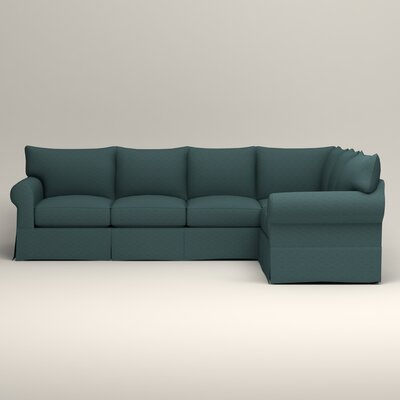 Birch Lane KFOOZSTGMBY Jameson L-Shaped Sectional Upholstery