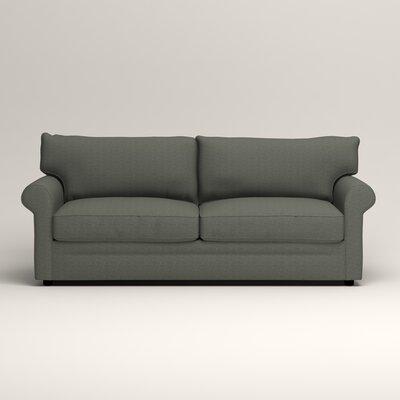 Newton Sofa Upholstery: Bailey Lagoon Blended Linen