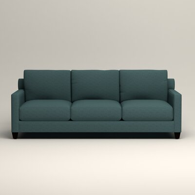 Kerry Sofa Upholstery: Lizzy Prussian