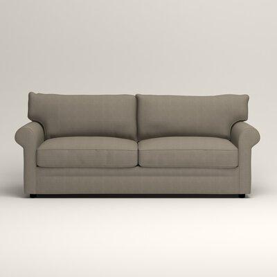 Newton Sofa Upholstery: Bryant Slate Textured Slub