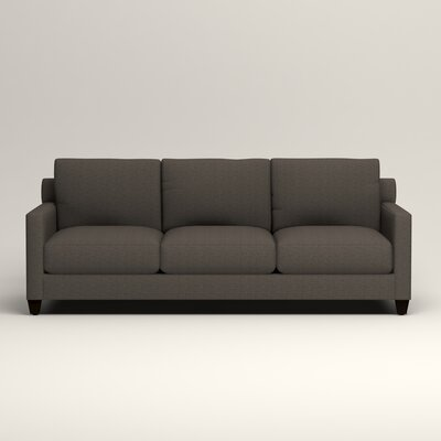 Kerry Sofa Upholstery: Lizzy Graphite