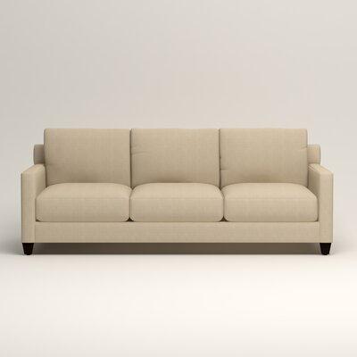 Kerry Sofa Upholstery: Hilo Flax