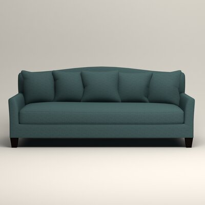 Fairchild Sofa Upholstery: Lizzy Prussian