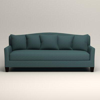 Fairchild Sofa Upholstery: Bailey Aegean Blended Linen