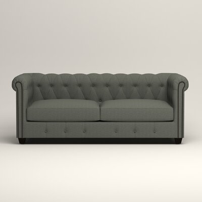 Hawthorn Chesterfield Sofa Upholstery: Lizzy Surf
