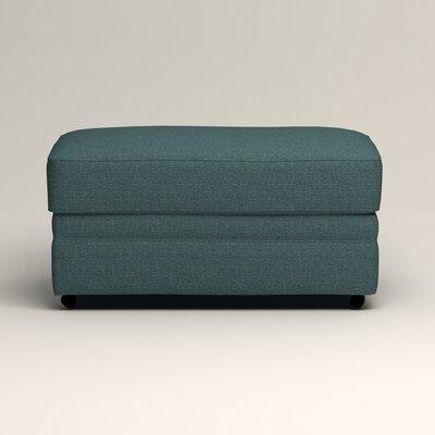Newton Ottoman Upholstery: Bailey Aegean Blended Linen