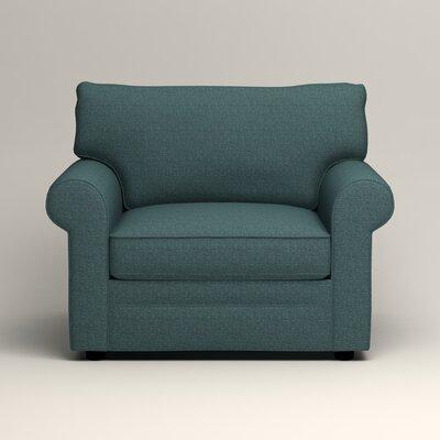 Newton Side Chair Color: Bailey Aegean Blended Linen