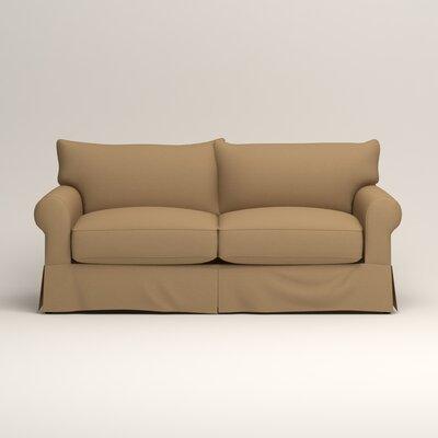 Jameson Sofa Upholstery: Griffin Khaki Twill