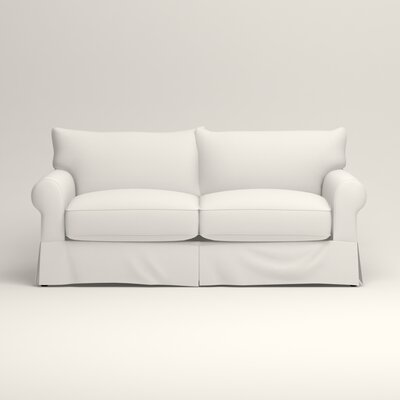 Jameson Sleeper Sofa Upholstery: Truman Cloud White Twill