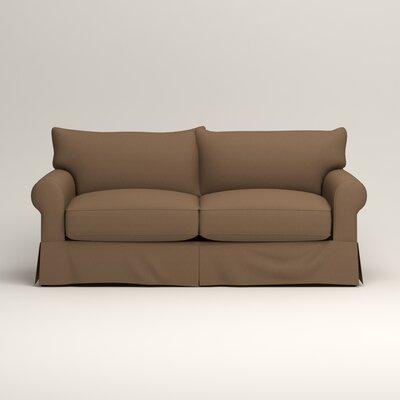Jameson Sleeper Sofa Upholstery: Jackson Bark Microsuede
