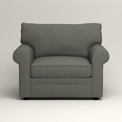 Newton Side Chair Color: Bailey Lagoon Blended Linen