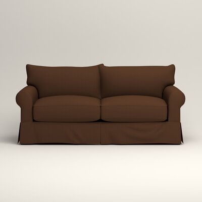 Jameson Sleeper Sofa Upholstery: Jackson Coffee Microsuede